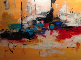 Dorie-Trienekens_Abstract-I_acryl_60x80