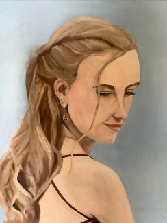 Dorie-Trienekens_Portret_olieverf_50x60