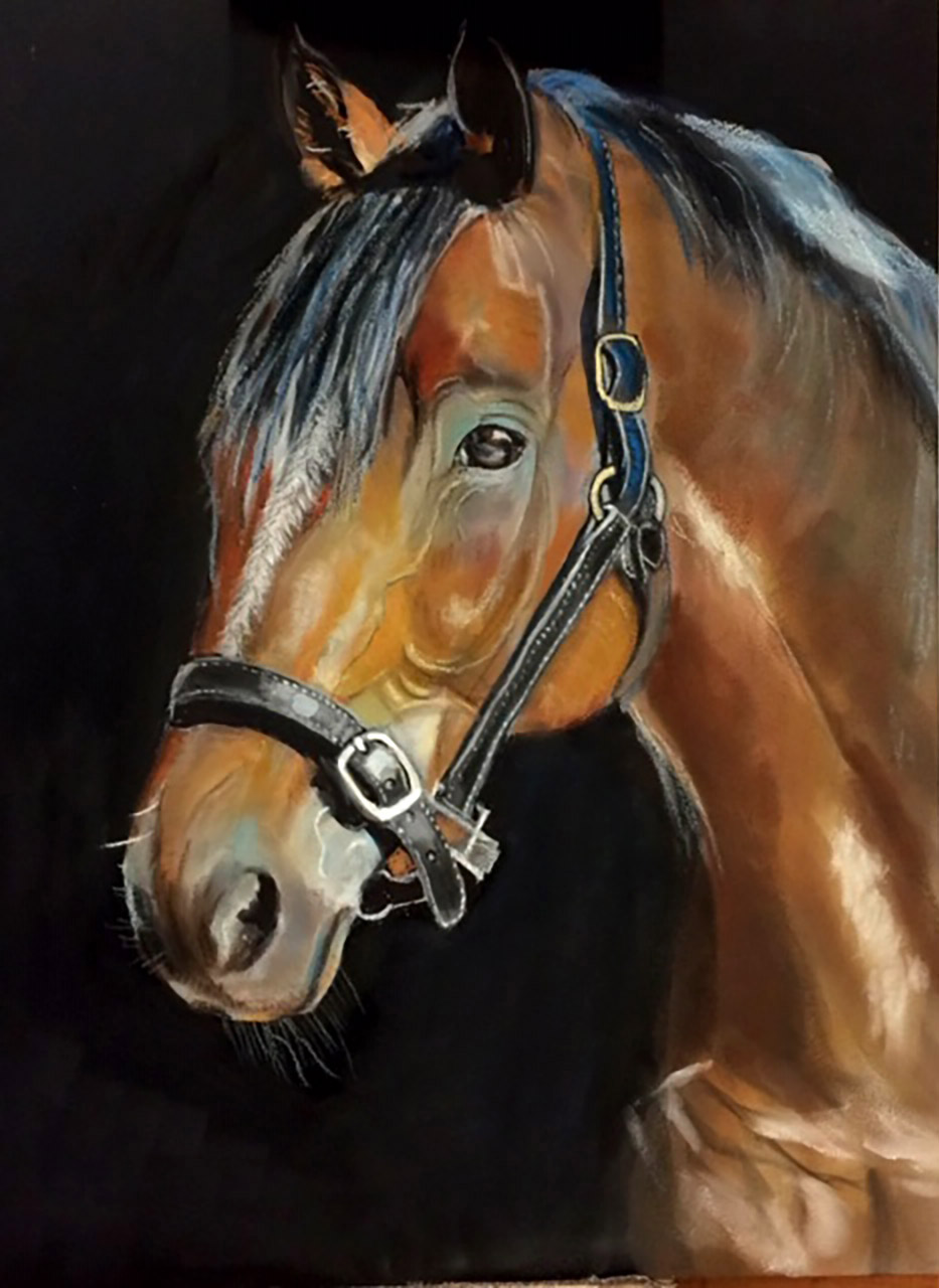 Anne-Mie Smals_pastel_30x40