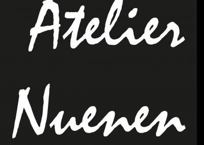 Logo Atelier Nuenen in het klein